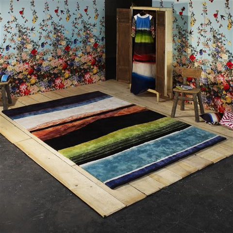 Tempera Rug design by Christian Lacroix for Designers Guild