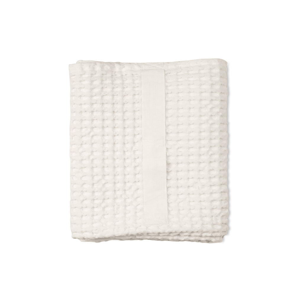 Big Waffle Medium Towel in multiple colors by The Organic Company