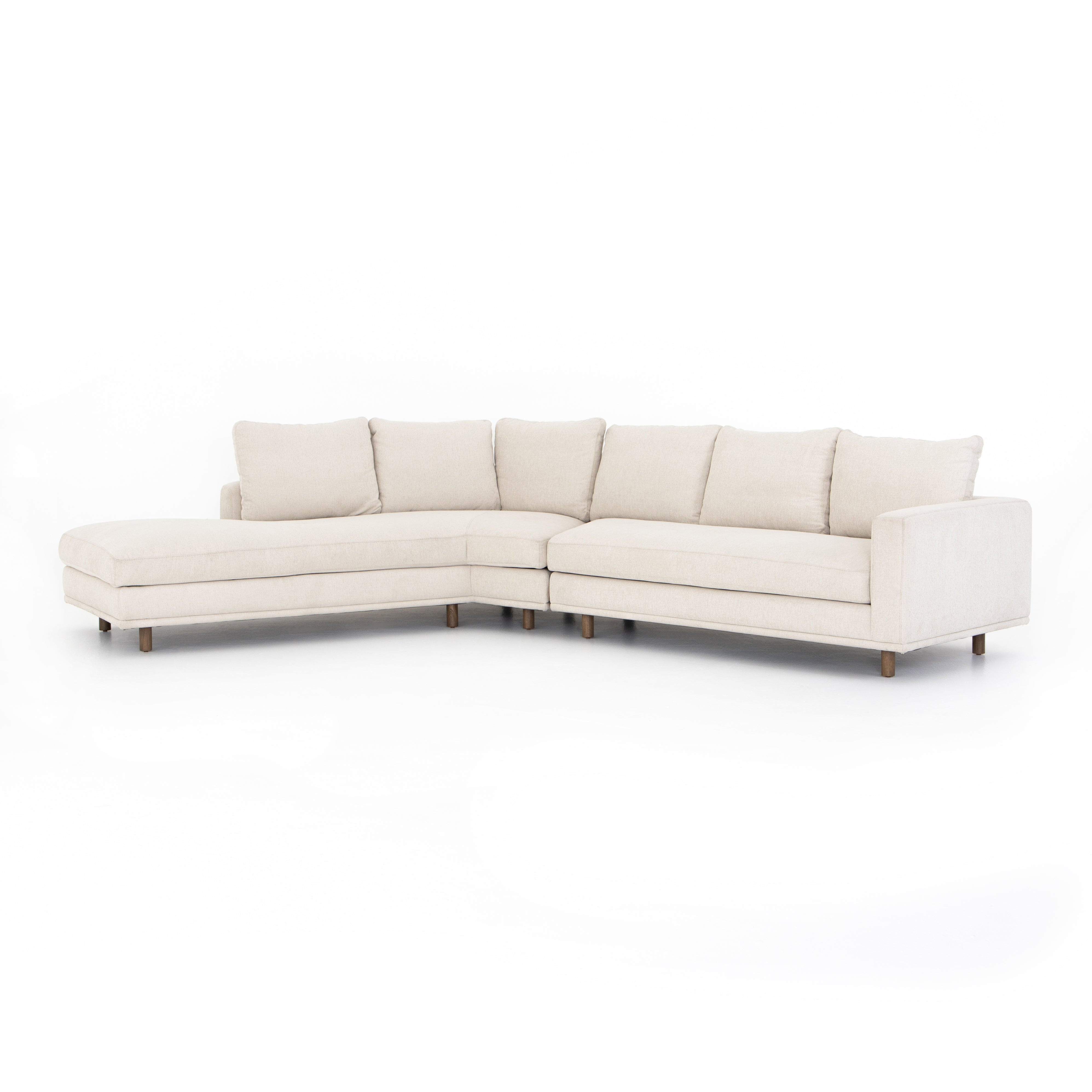 Dom 2 Pc Sectional