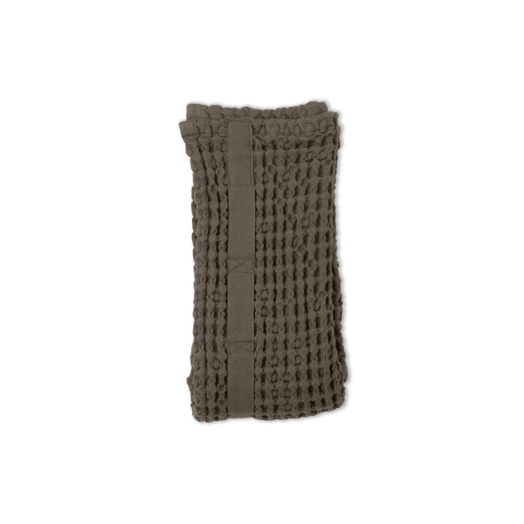 Big Waffle Hand Towel in multiple colors by The Organic Company