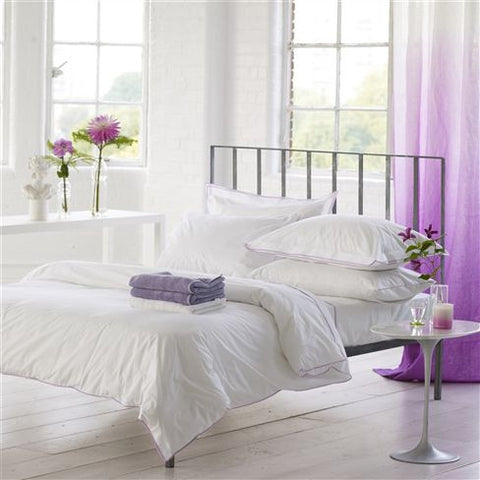 Astor Crocus Bedding design by Designers Guild