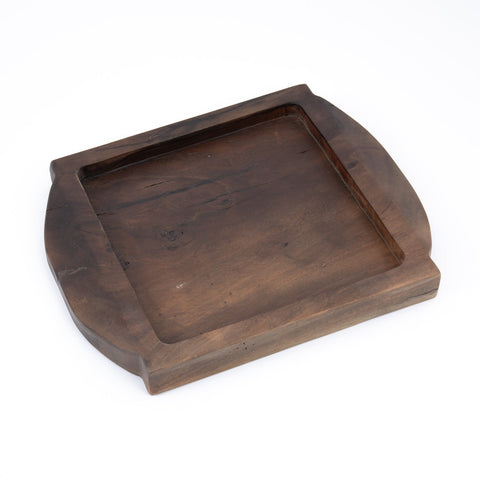 Tadeo Square Tray in Various Colors by BD Studio