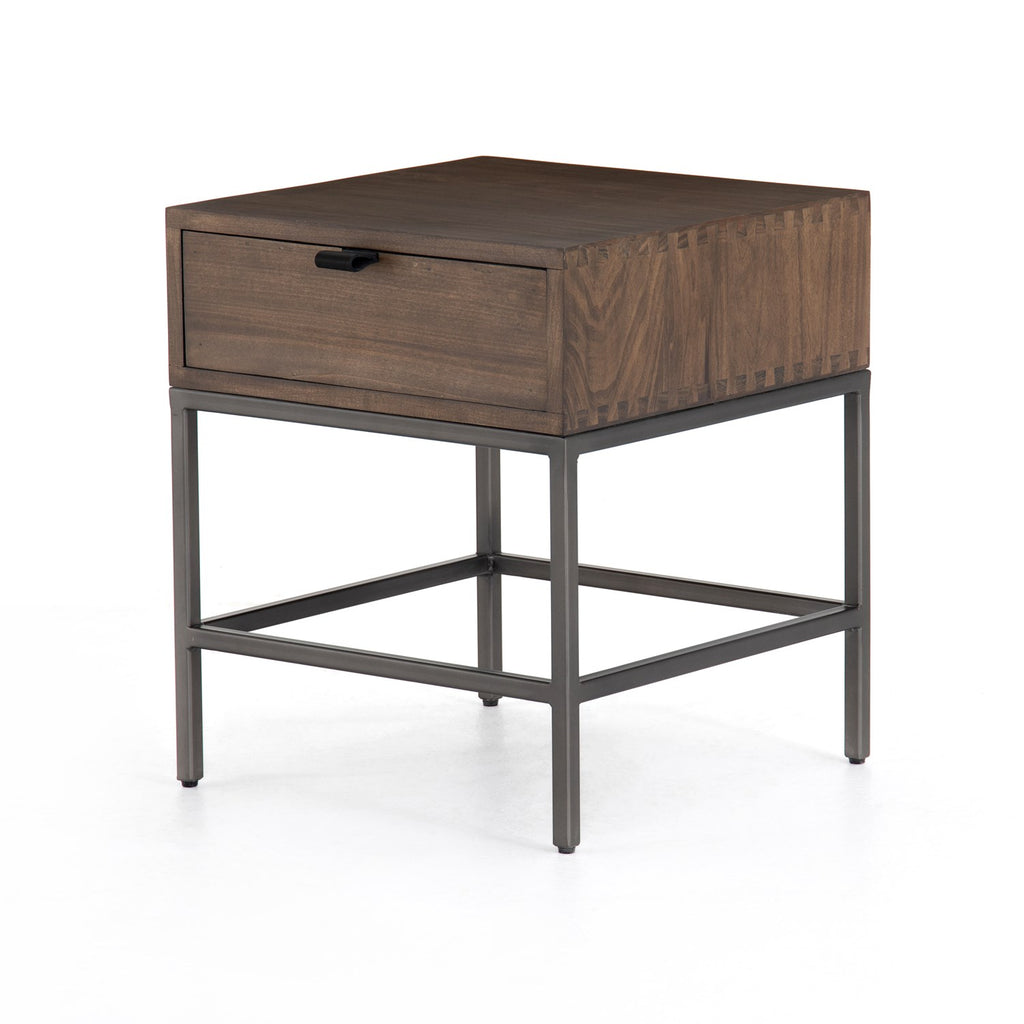 Trey End Table in Various Colors