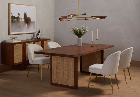 Goldie Dining Table by BD Studio