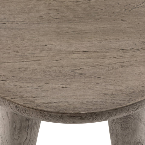 Zuri Round Outdoor End Table