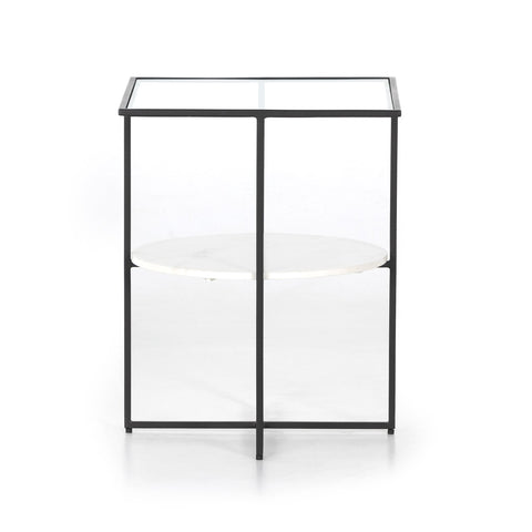 Gia End Table by BD Studio