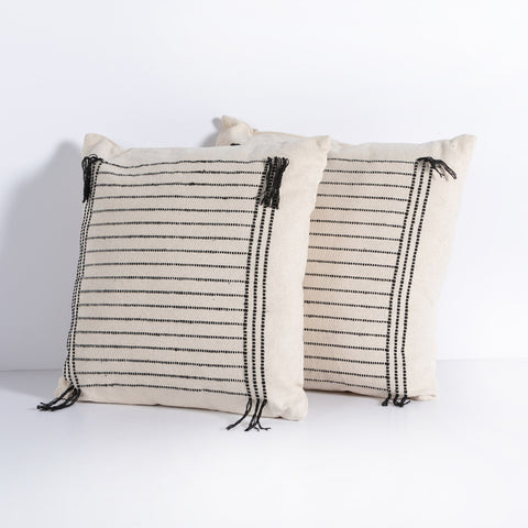 Olander Square Pillow by BD Studio