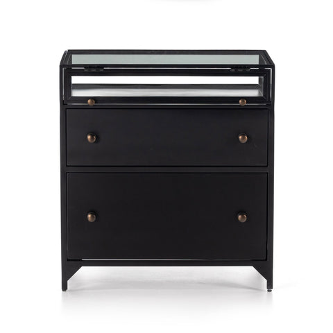 Shadow Box Nightstand by BD Studio