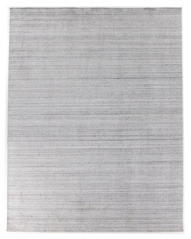 Adira Rug in Heathered Silver by BD Studio
