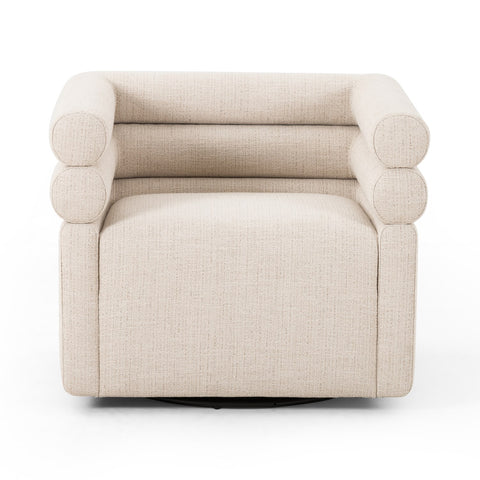 Evie Swivel Chair by BD Studio