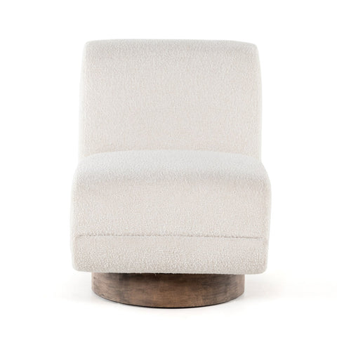 Bronwyn Swivel Chair + Table