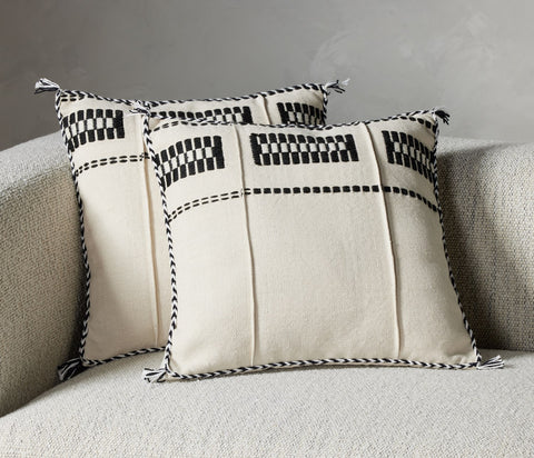 Irwin Motif Pillow by BD Studio