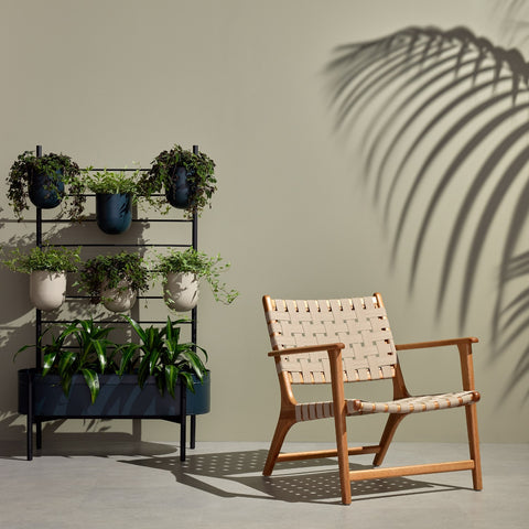 Evita Outdoor Plant Stand by BD Studio