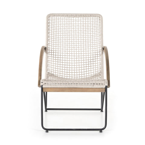Augie Outdoor Chair by BD Studio