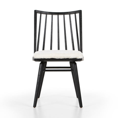 Lewis Windsor Chair with Cushion by BD Studio