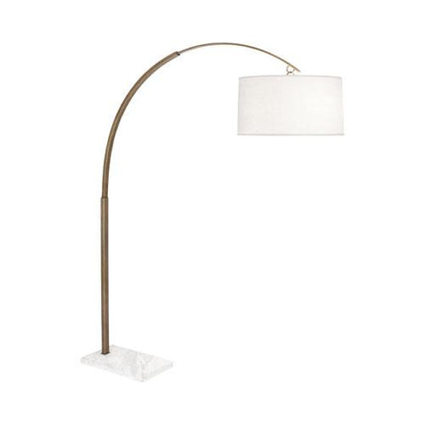 Archer Small Floor Lamp by Robert Abbey