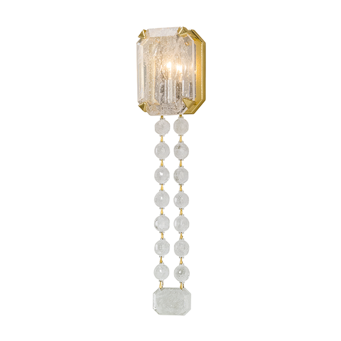 Alibi Wall Sconce by Corbett Lighting