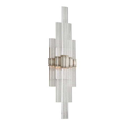 Voila Wall Sconce in Various Colors by Corbett Lighting