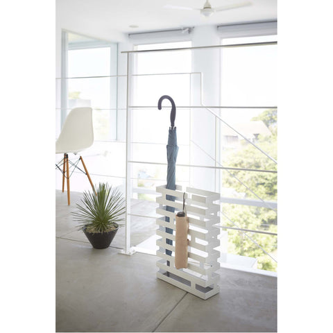 Brick Modern Umbrella Stand - Rectangular by Yamazaki