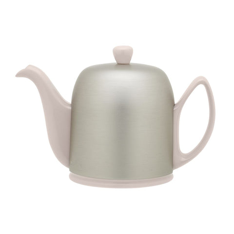 Salam Teapot Blush with Zinc lid - 6 Cups
