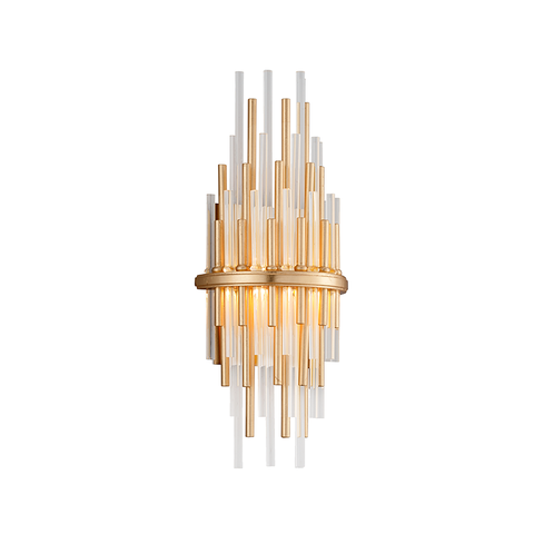 Theory Wall Sconce by Corbett Lighting
