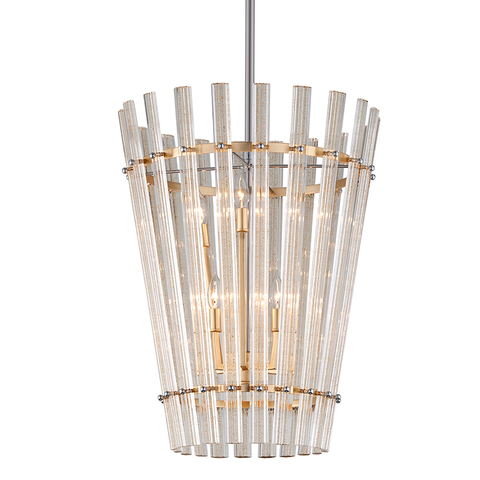 Sauterne Chandelier by Corbett Lighting