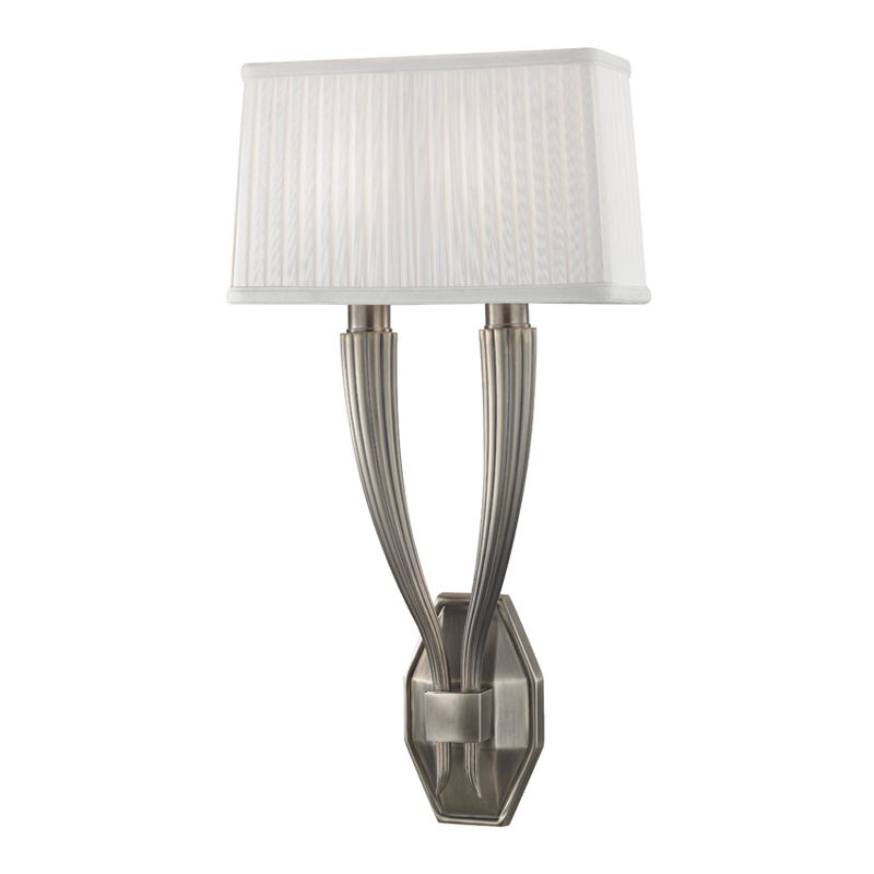 Erie 2 Light Wall Sconce