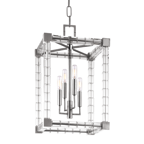 Alpine 4 Light Pendant by Hudson Valley Lighting