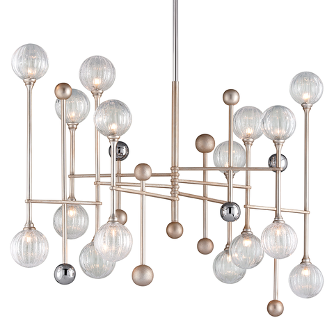 Majorette Linear by Corbett Lighting