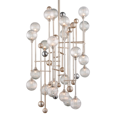 Majorette Chandelier by Corbett Lighting