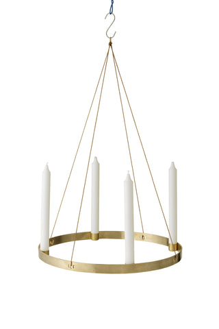 Large Candle Holder Circle by Ferm Living