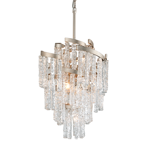 Mont Blanc Chandelier by Corbett Lighting