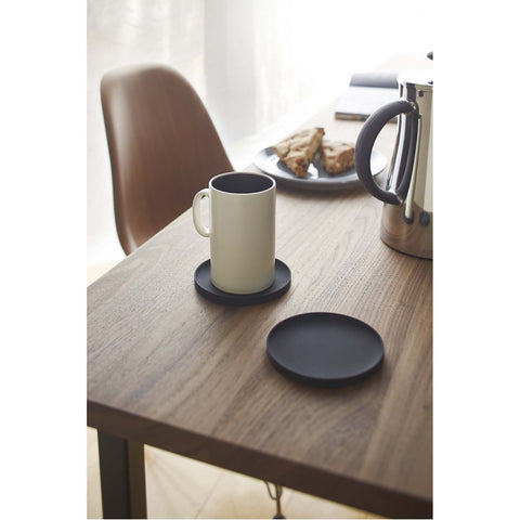 Tower Round Coasters (Set of 6) in Various Colors