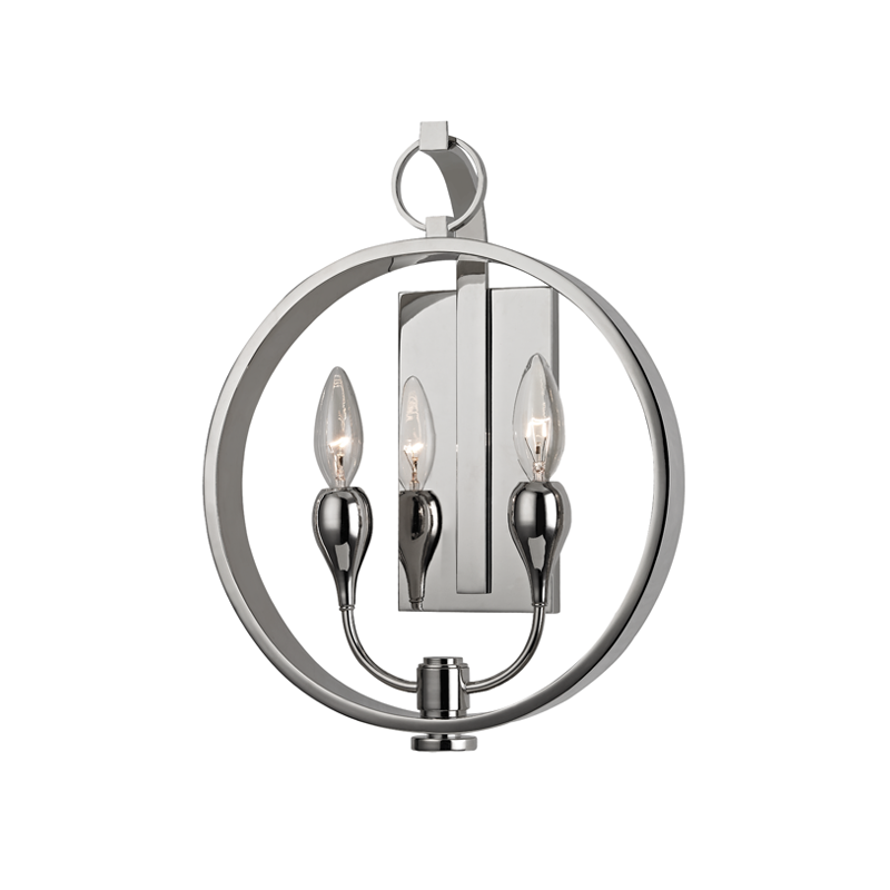 Dresden 2 Light Wall Sconce by Hudson Valley Lighting