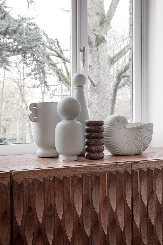 Muses Vase in Various Styles by Ferm Living
