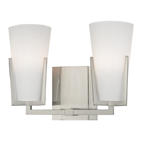 Upton 2 Light Bath Bracket by Hudson Valley Lighting