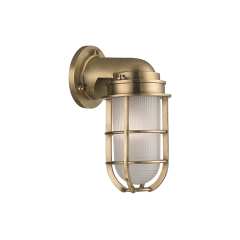 Carson 1 Light Wall Sconce by Hudson Valley Lighting