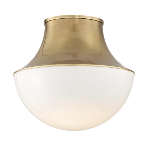 Lettie Large Led Flush Mount by Hudson Valley Lighting
