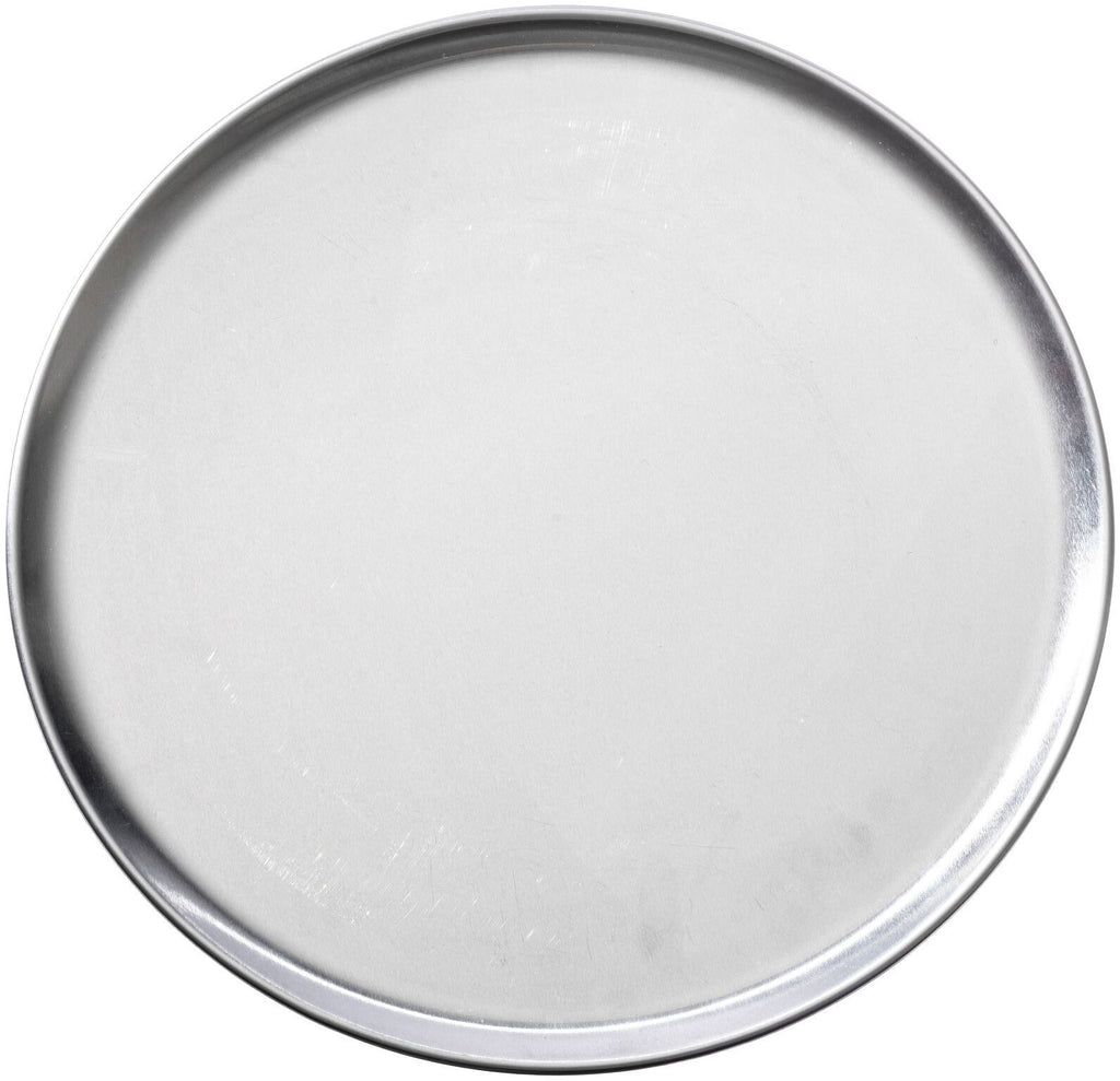 Aluminum Round Tray - 8in