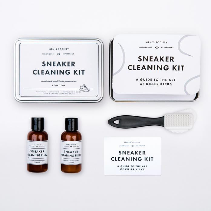 Sneaker Cleaning Kit design by Men's Society