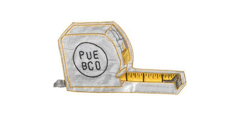 Craftsman Pouch - Tape Measure