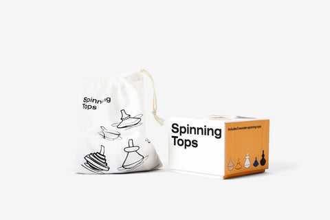 Spinning Tops (Shipping Late March 2021)