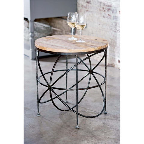 Armillary Table design by Regina Andrew