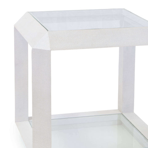 Aegean Side Table in Various Colors design by Regina Andrew