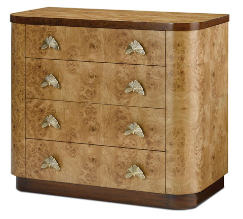 Tadley Chest in Pecan design by Currey & Company