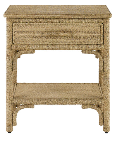 Olisa Nightstand design by Currey & Company