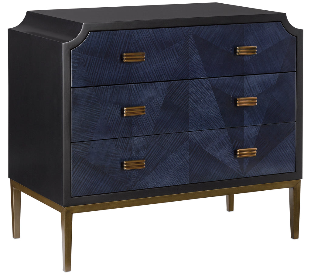 Kallista Chest design by Currey & Company
