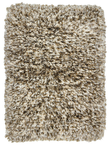 The Ritz Shag Rug in Sand by BD Home