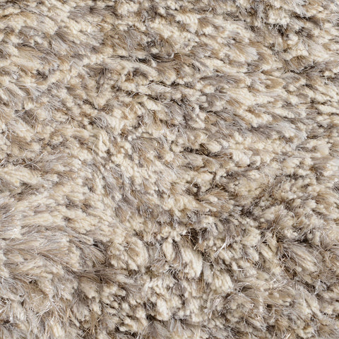 The Ritz Shag Rug in Light Grey design by Classic Home