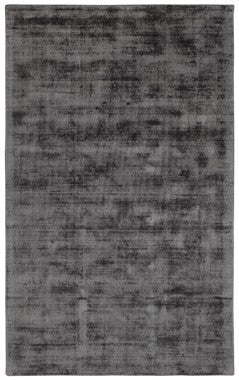 Berlin Distressed Rug in Charcoal design by Classic Home